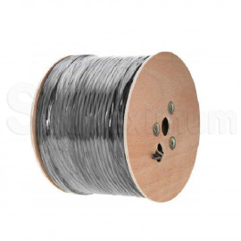 1000FT UTP Copper Direct Burial Outdoor CAT6 Cable Bulk wire,