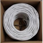 1000Ft Cat5e CMP Plenum 24AWG  UTP 4-pairs Network LAN Cable