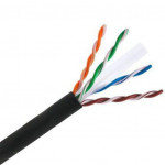 UTP Direct Burial Outdoor CAT6 Ethernet Cable Bulk wire
